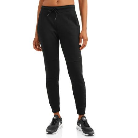 Classic Knit Sweatpants - Women's Active Double Knit Jogger Pant