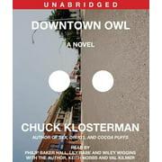 Downtown Owl - Audiobook