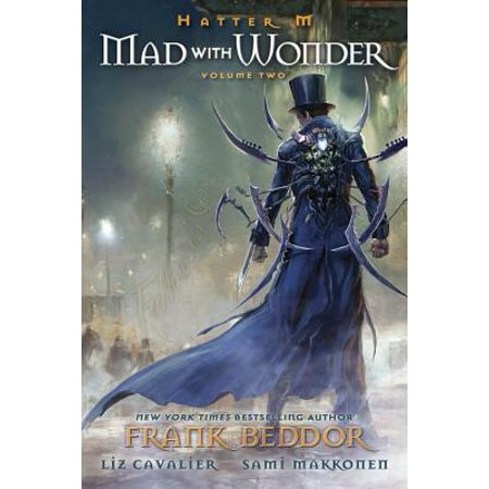 Hatter M: Mad with Wonder - Mad Hatter Personality