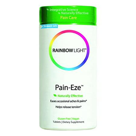 Rainbow Light Pain-Eze alimentaire à base du supplément alimentaire comprimés, 40-Count bouteille