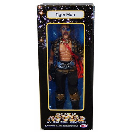 Buck Rogers in the 25th Century Series 1 Tiger Man 9 inch Action