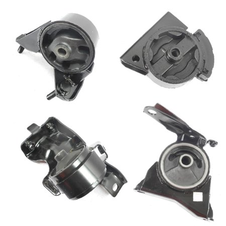 M359 6261 6242 6259 6260 For 93-97 Toyota Corolla 1.8L AT 4 Speeds Transmission Engine Motor Mount 93 94 95 96 97 ()