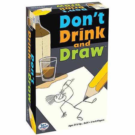 Dont Drink And Draw Game