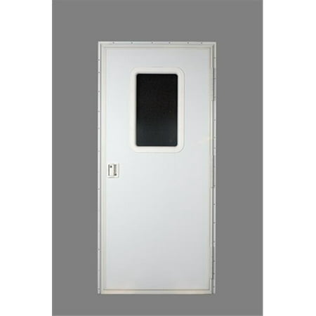 Ap Products 15217718 26 X 78 In Square Entry Door Right Hand Polar