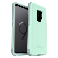 OtterBox Commuter Series Case - Lightweight, Protective, Compact For Samsung Galaxy S9 Plus (ONLY) - Ocean Way, Aqua Sail Aquifer