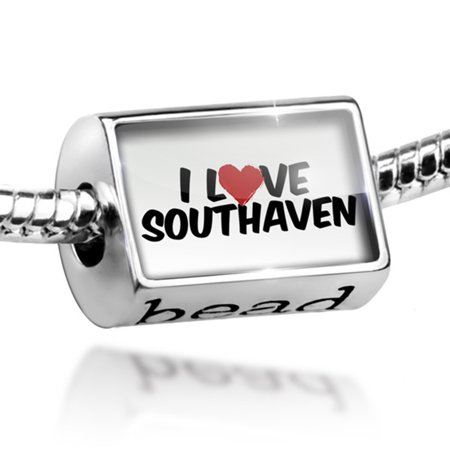 Bead I Love Southaven Charm Fits All European (Southaven I)
