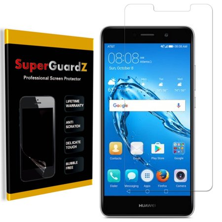 [4-Pack] For HUAWEI Ascend XT2 / HUAWEI Ascend XT2 [2nd Generation]  - SuperGuardZ Ultra Clear Screen Protector, Anti-Scratch, - 2nd Generation