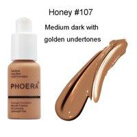 Makeup Concealer Nutritious Moisturizing Foundation Matte Full Coverage Foundation Liquid maquiagem A107