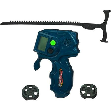 Beyblade Metal Masters Beyblader Gear Rip Gauge Launcher
