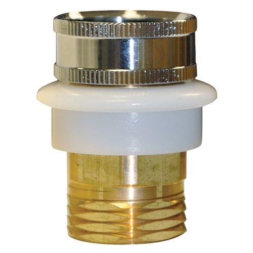 Danco 0.75'' GHT Male/Female Hose Adapter
