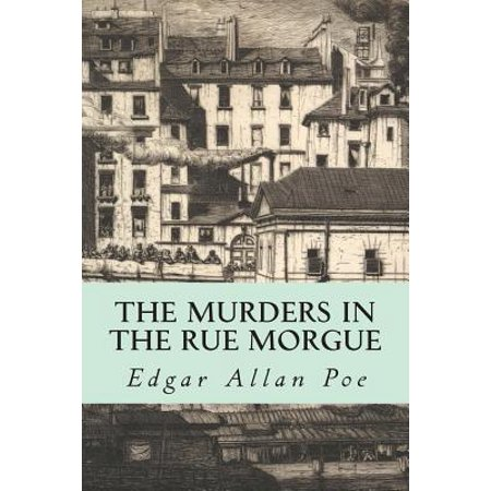 The Murders in the Rue Morgue (Paperback) - Morgue Doctor