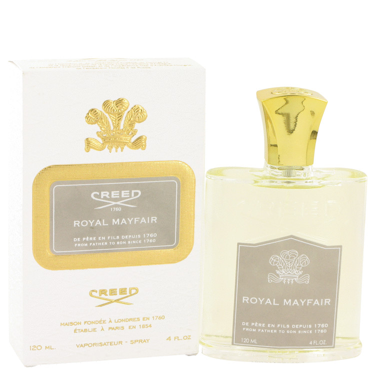 Royal Mayfair Cologne by Creed, 4 oz Millesime Spray - image 3 of 3