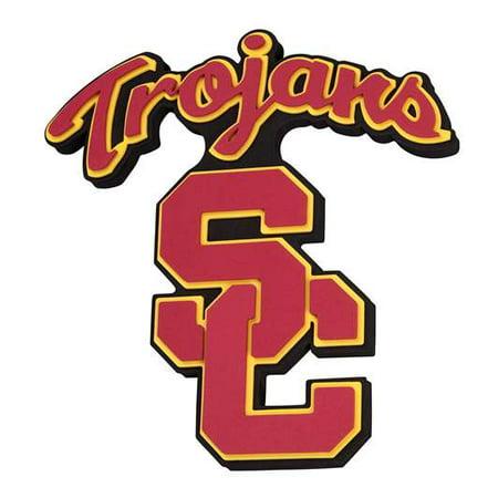 USC Trojans  3D Foam Wall Sign
