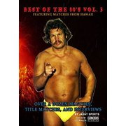 Best Of the 80's Vol 3 Hawaii Wrestling by