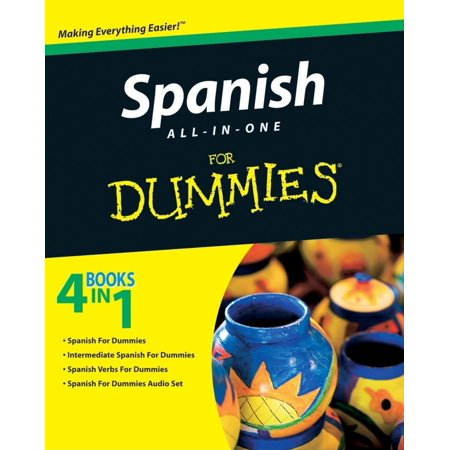 Spanish All-In-One for Dummies - Life Size Dummy