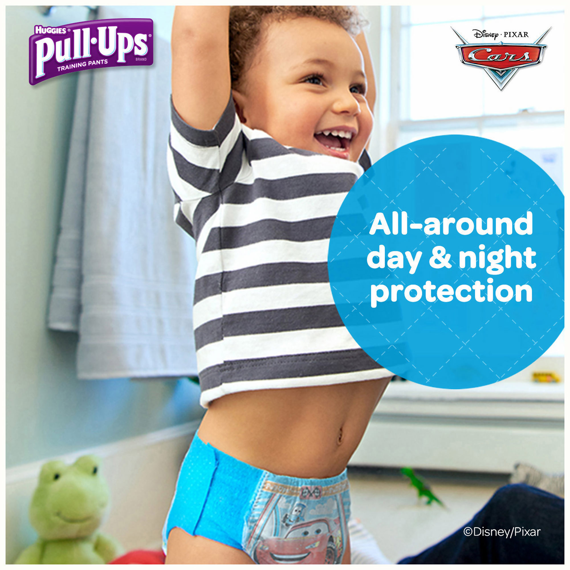 A Product of Pull-Ups Learning Designs Training Pants for Boys, Size 4T-5T, 102 ct. (diapers - Wholesale Price [Skin Soft, Comfortable and Good Sleep Diapers](Babys Best Choice)