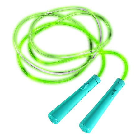 Light Up Jump Rope (Discovery Kids  Illuminated LED Jump Rope -)
