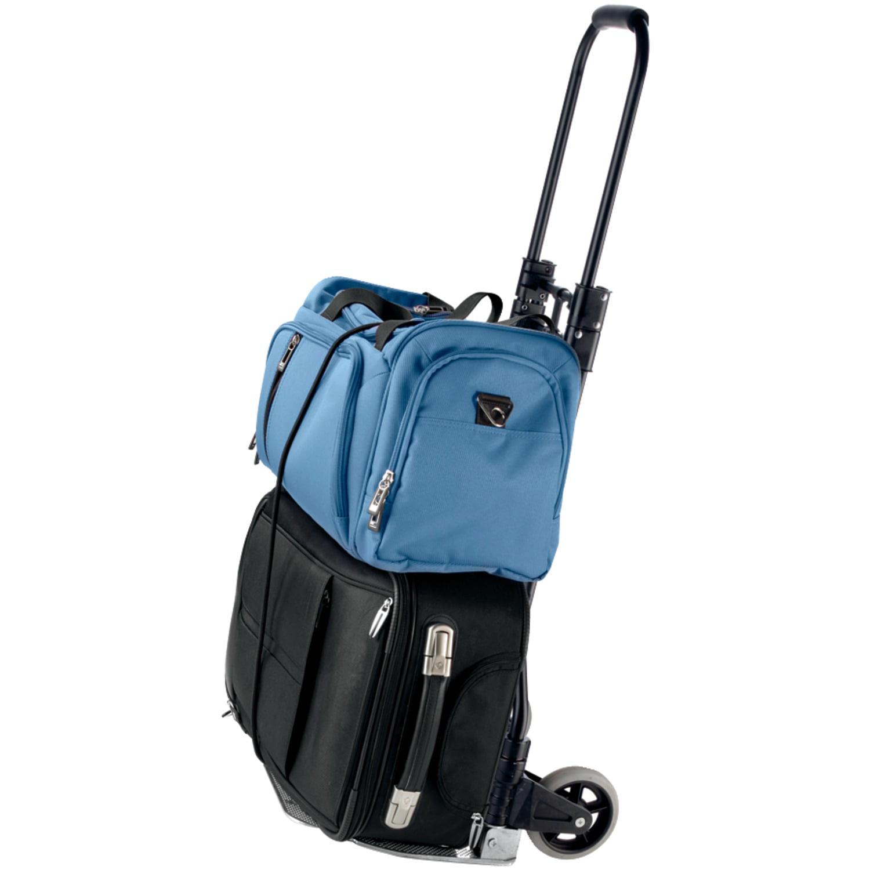 Travel Smart By Conair Ts33hdcr Heavy Duty Folding Multi Use Luggage Cart Walmart Com