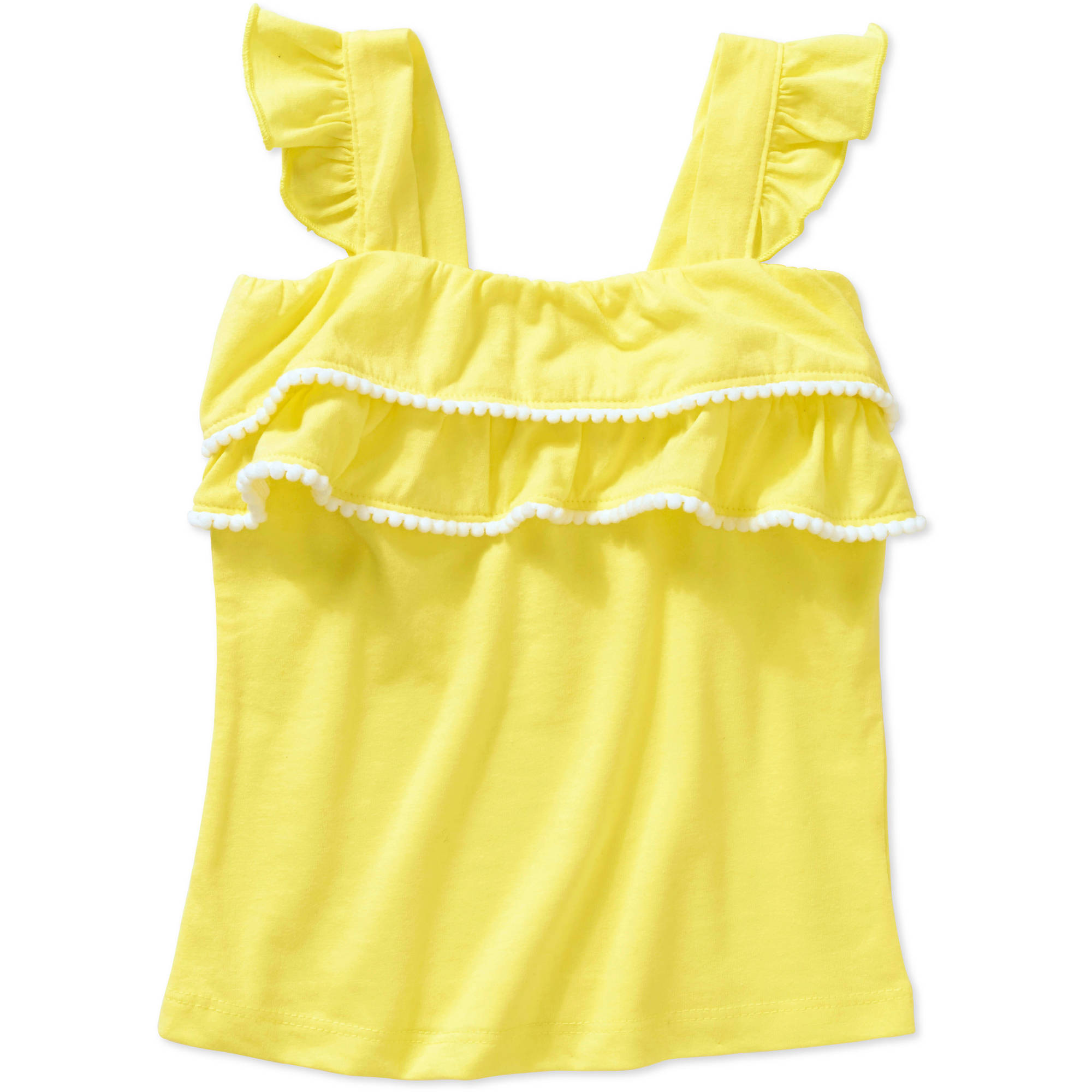 Garanimals Baby Toddler Girl Pompom Tank