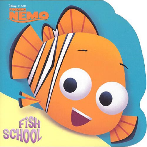 Finding Nemo Fish School