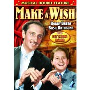 Bobby Breen Musical Double Feature: Make A Wish (1937)   Let's Sing Again (1936) by