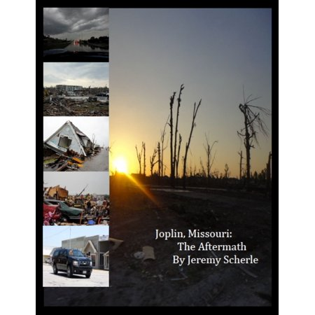 Joplin, Missouri: The Aftermath - eBook