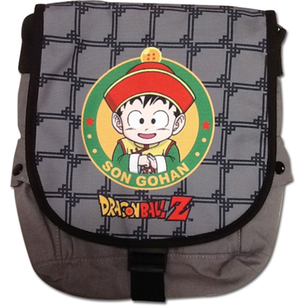 Dragon Ball Z Gohan Anime Messenger Bag