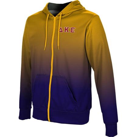 Phi Kappa Epsilon (ProSphere Men's Delta Kappa Epsilon Zoom Fullzip Hoodie )
