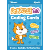 The Official Scratch Coding Cards (Scratch 3.0) : Creative Coding Activities for Kids