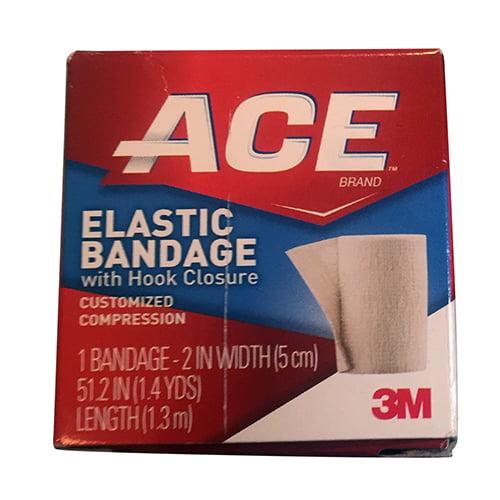 Ace Elastic Bandage With Hook Closure - 1 Ea