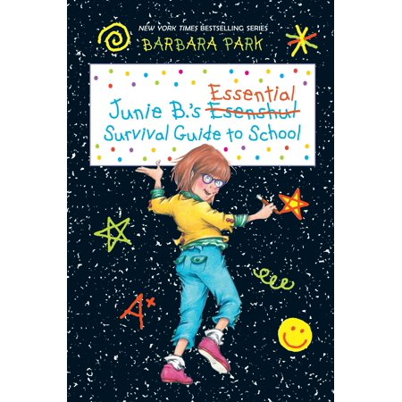 Junie B.'s Essential Survival Guide to School (Junie B. Jones) (X Men Survival Guide To The Mansion)