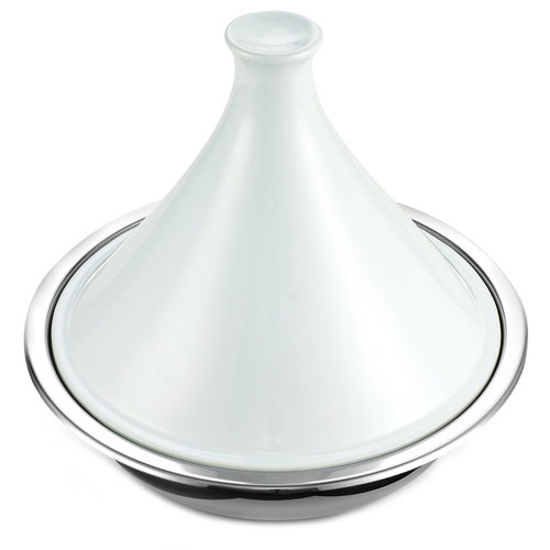 Cooks Standard Multi-Ply Clad Tagine with Ceramic Lid