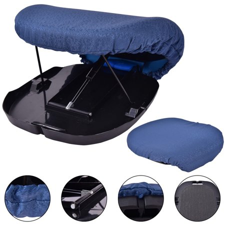 Costway Lifting Cushion Seat Adjustable Easy Chair Sofa