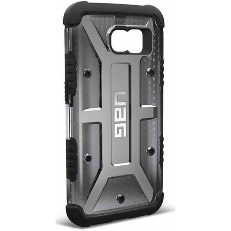 Silver Tech Skinz - Urban Armor Gear Case for Samsung Galaxy S6 with Screen Protector