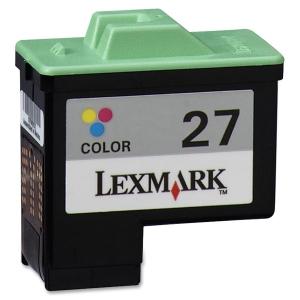 10N0227 YELLOW INK CARTRIDGE FOR C52X 3K STD YLD RETURN PROGRAM