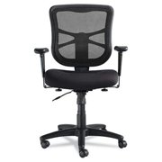 Alera+Elusion+Series+Mesh+Mid-Back+Swivel%2fTilt+Chair%2c+Black