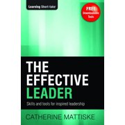 The Effective Leader: Skills and Tools for Inspired Leadership - eBook