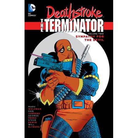 Deathstroke, The Terminator Vol. 2: Sympathy For The Devil