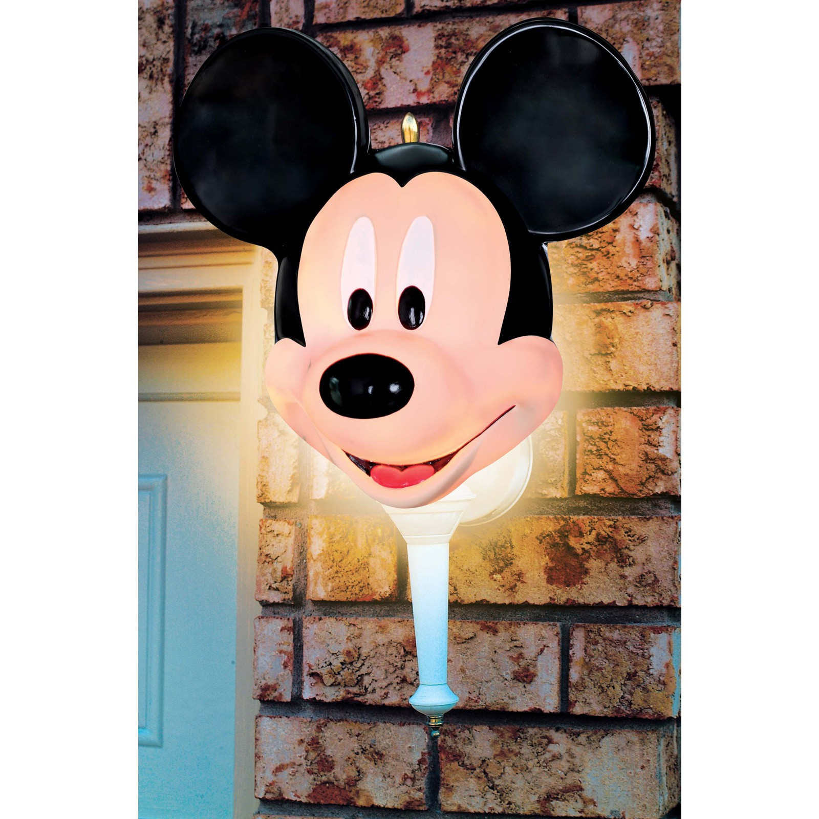 Mickey Mouse Porch Light Cover by Seasons