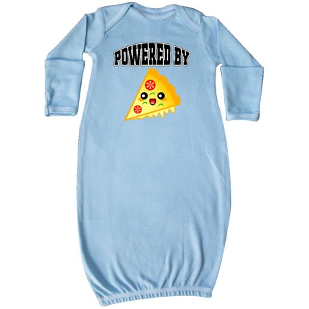 Pizza Powered By Newborn Layette