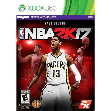 Nba 2K17  Xbox 360  Take Two  710425497742