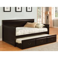 Furniture of America Everton English Daybed with Trundle