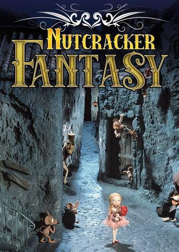 Nutcracker Fantasy (DVD) by