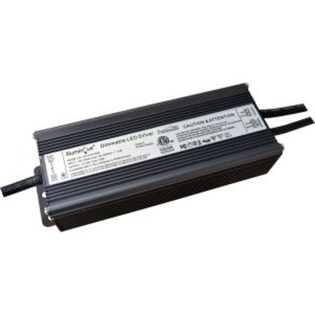 12 Volt Dimmable Driver - 12V DC 60W Dimmable 0-10V LED Driver ETL (UL) approved