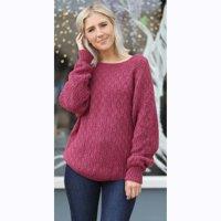 Polliana Pullover Knit Pattern