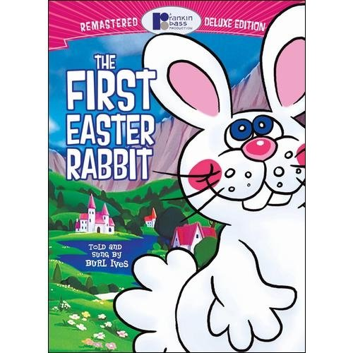 The First Easter Rabbit (Deluxe Edition) (DVD   Puzzle) (Full Frame)
