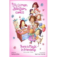 Lily Lemon Blossom Comics There is Magic in Friendship - eBook
