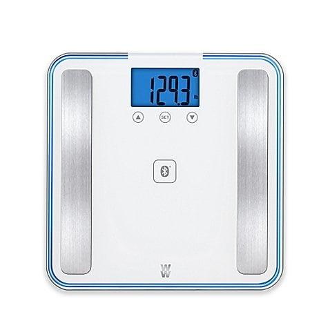Weight Watchers® Digital Bathroom Scale (Body Analysis Bluetooth)