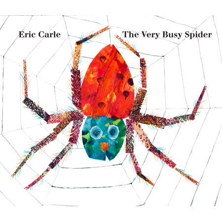 - Very Busy Spider (Board Book)