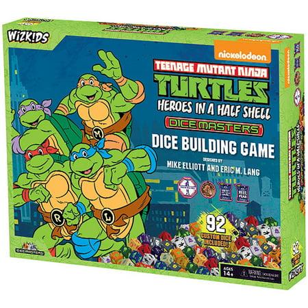 WizKids Teenage Mutant Ninja Turtles Dice Masters Building Game Heroes in a Half Shell Box Set](Ninja Climbing Games)